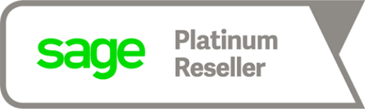 sage platinum reseller badge